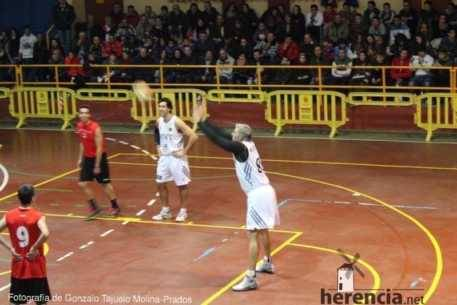 Partido Herencia Basket vs Leyendas del Real Madrid0044