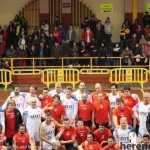 Fotogalería del encuentro entre el Herencia Basket y el Leyendas del Real Madrid 35