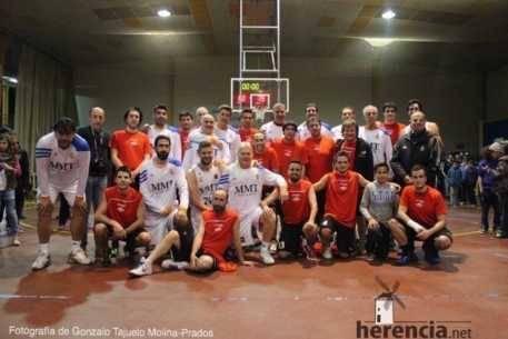 Partido Herencia Basket vs Leyendas del Real Madrid0056