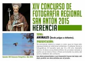 Herencia SAN ANTON cartel fotografia 2015