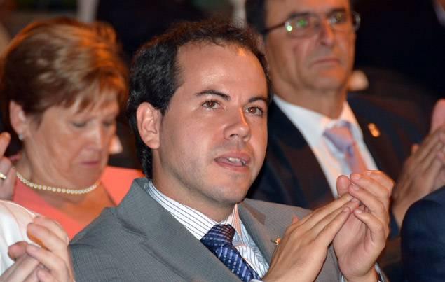 Sergio Garcia Navas - Sergio García-Navas nuevo candidato del PSOE a la Alcaldía tras vencer a Jesús Fdez. Almoguera