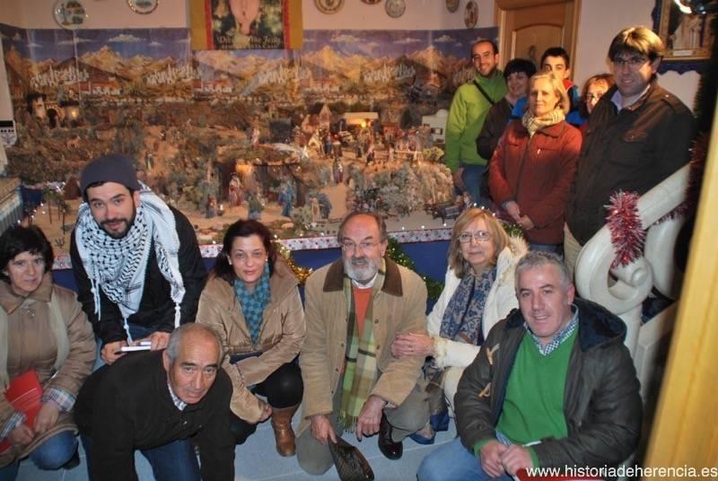 Belenes Populares de Herencia 2014 1