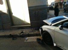 accidente coche herencia ciudad real 1 226x169 - Accidente de coche en Plaza Cervantes