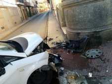 accidente coche herencia ciudad real 4 226x170 - Accidente de coche en Plaza Cervantes