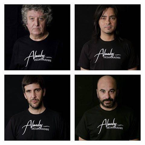 Almados-Desarmados, la nueva propuesta artística de José Raúl Ramírez 1