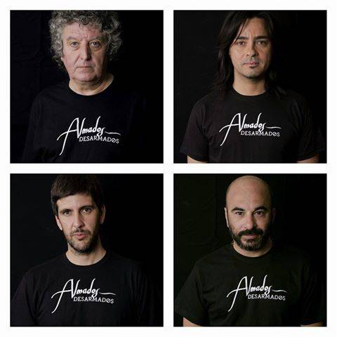 almados desarmados - Almados-Desarmados, la nueva propuesta artística de José Raúl Ramírez