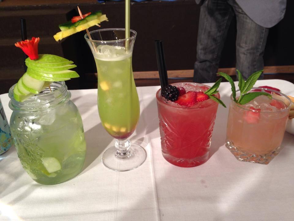 cocteles - Maridajes del bar y la mesa