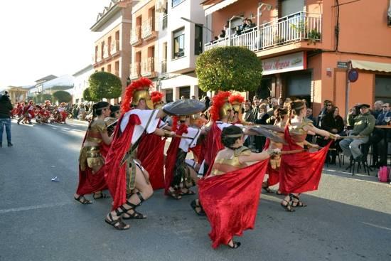 Ganadores del desfile del Ofertorio del Carnaval de Herencia 1