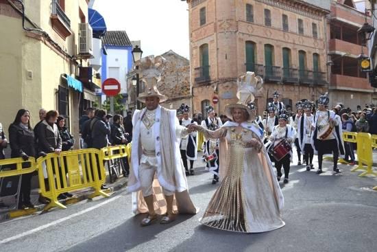 5 herencia corchea pedro munoz 1 en charangas g - Ganadores del desfile del Ofertorio del Carnaval de Herencia