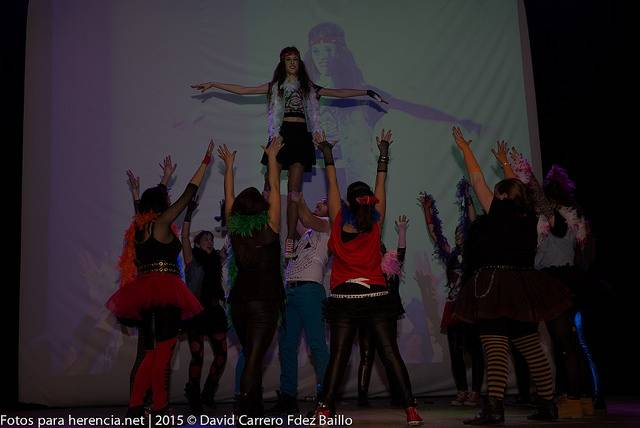 Carnaval de Herencia 2015 Inauguraci%C3%B3n - Fotogalería del Carnaval de Herencia 2015. Gala de los Perlés de Honor y Pregón