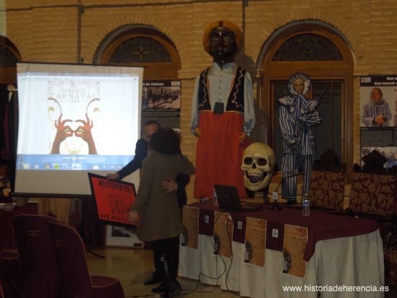 DSCN1373 - La imagen del Carnaval a examen en el inicio de las jornadas carnavalescas