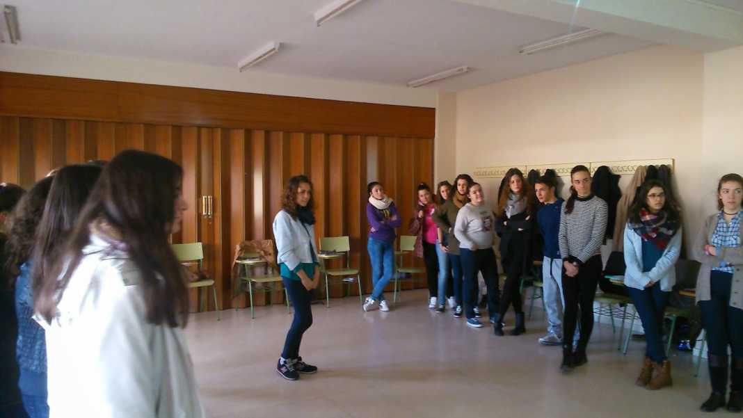 Jornada de educación medioambiental de Antropos en Herencia
