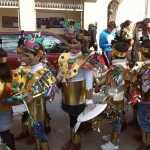 Más de 700 niños participaron en el ecodesfile de carnaval del Carrasco Alcalde 13