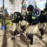 Más de 700 niños participaron en el ecodesfile de carnaval del Carrasco Alcalde 6