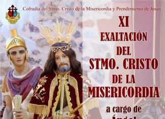 XI Exaltación del Cristo de la Misericordia de Herencia
