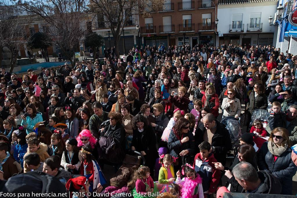 Festival de coreografías del Domingo de las Deseosas_Carnaval de Herencia