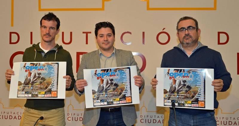 Open btt de Ciudad Real - El Open BTT Diputación Provincial dará comienzo en Herencia
