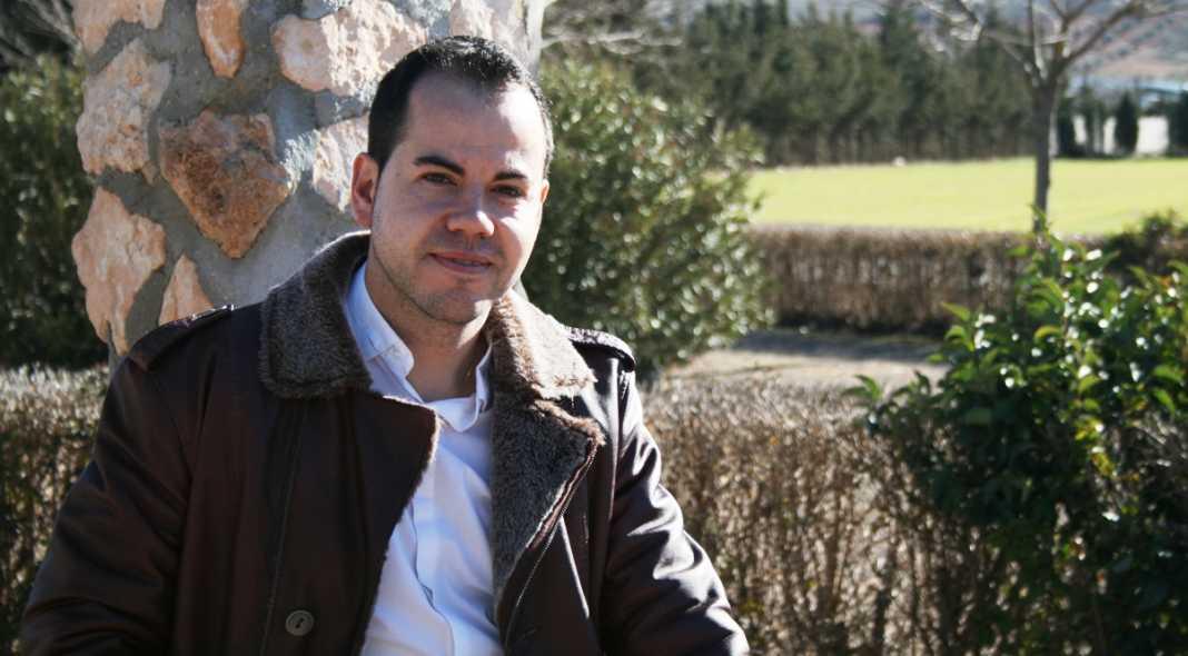 Entrevista al alcalde de Herencia, Sergio García-Navas 1