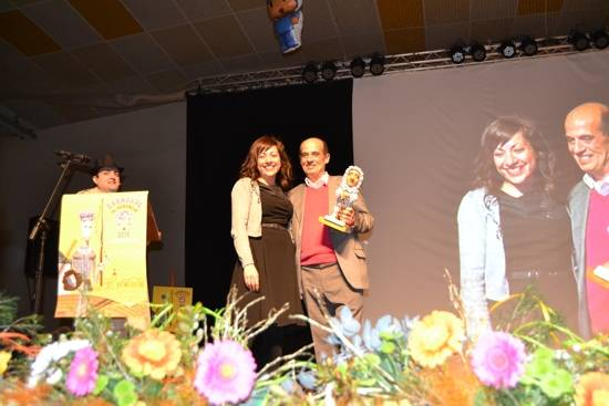 cultural - Celebrada la gala del Carnaval de Herencia 2015