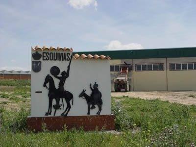 esquivias - Huellas del Quijote en el Campo de San Juan