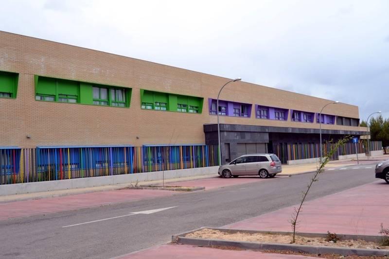 herencia nuevo colegio 2 del carrasco alcalde - Jornada de puertas abiertas del CEIP Carrasco Alcalde