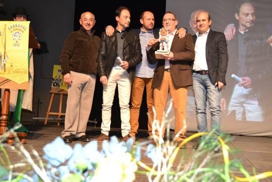 jesus carnavales - Celebrada la gala del Carnaval de Herencia 2015
