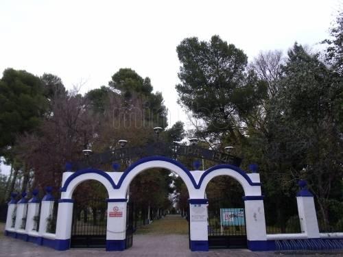 parque de herencia - Huellas del Quijote en el Campo de San Juan