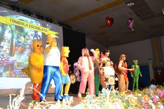 pelen - Celebrada la gala del Carnaval de Herencia 2015