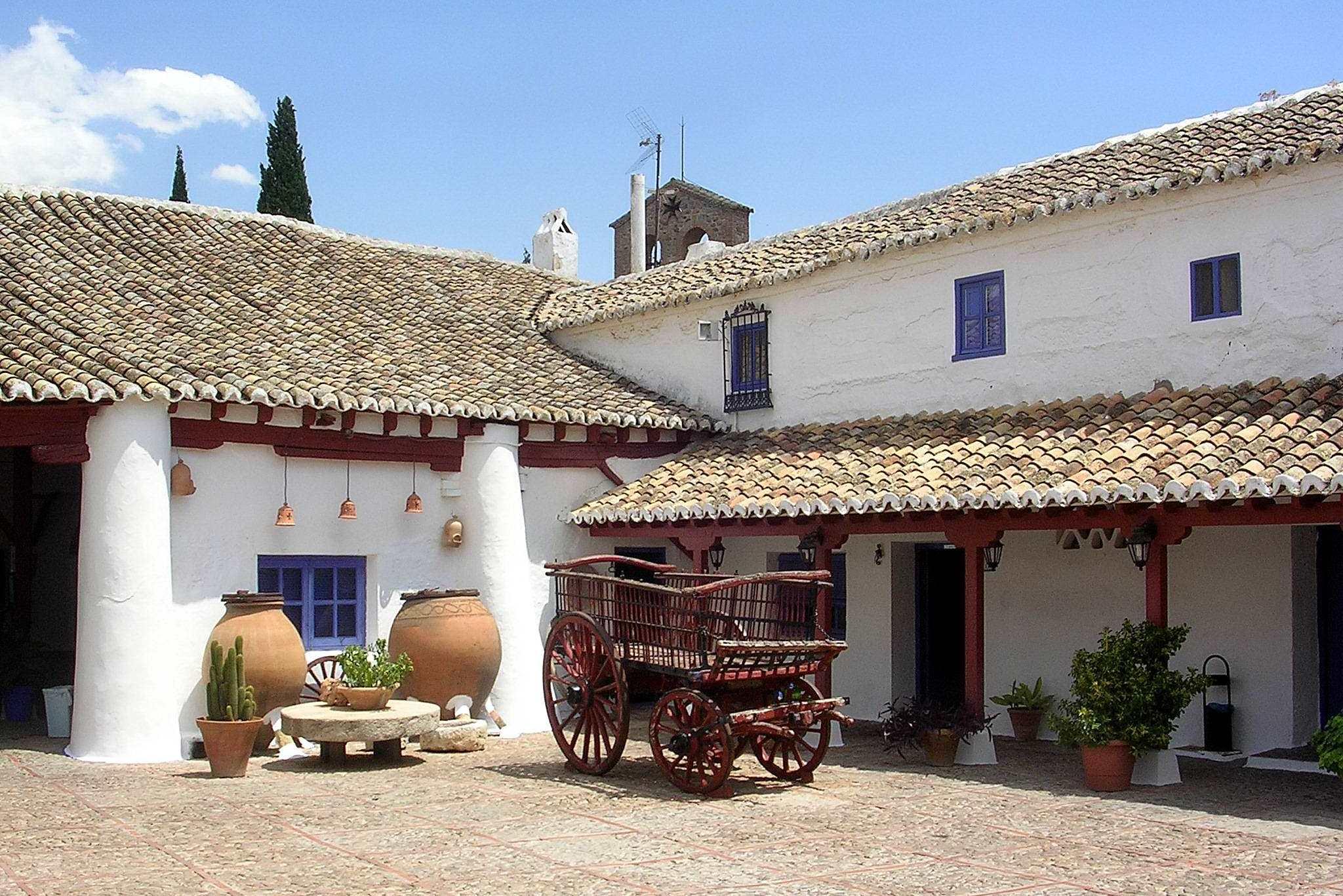 venta de puerto lapice - Huellas del Quijote en el Campo de San Juan
