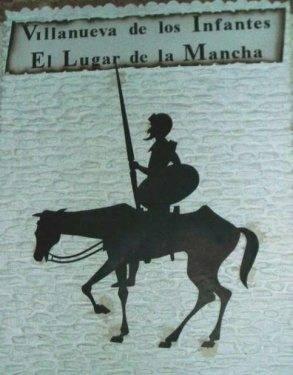 villanueva de los infantes - Huellas del Quijote en el Campo de San Juan