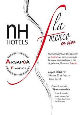 Arsapúa actuará el día 20 de marzo en Ciudad Real 1