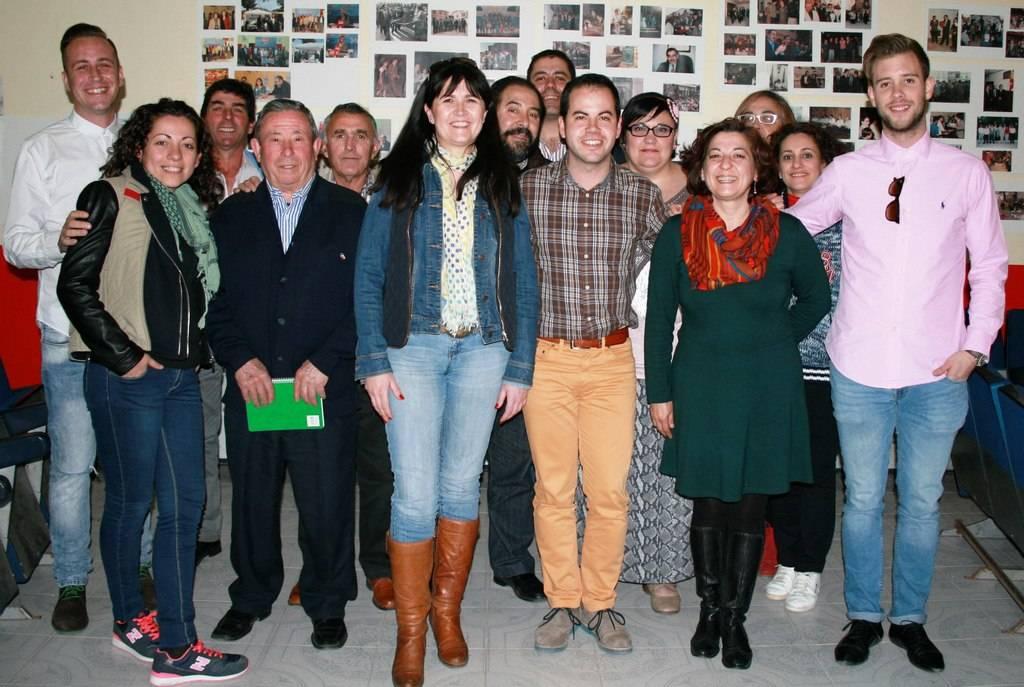 Candidatos por Herencia del PSOE