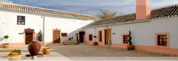 Casa rural Cortijo Sierra La Solana1 - Cortijo Sierra La Solana, la casa rural más recomendada de Ciudad Real según escapadarural.com