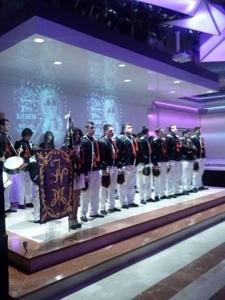 """Certamen Bandas de Semana Santa - El éxito de la IV Semana Cofrade de """"Los Moraos"""" calienta motores para la Semana Santa herenciana"""