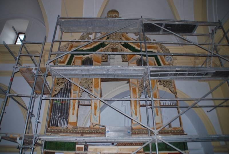 DSC 0042 - Dando pasos de gigante para la reconstrucción del órgano barroco de Herencia