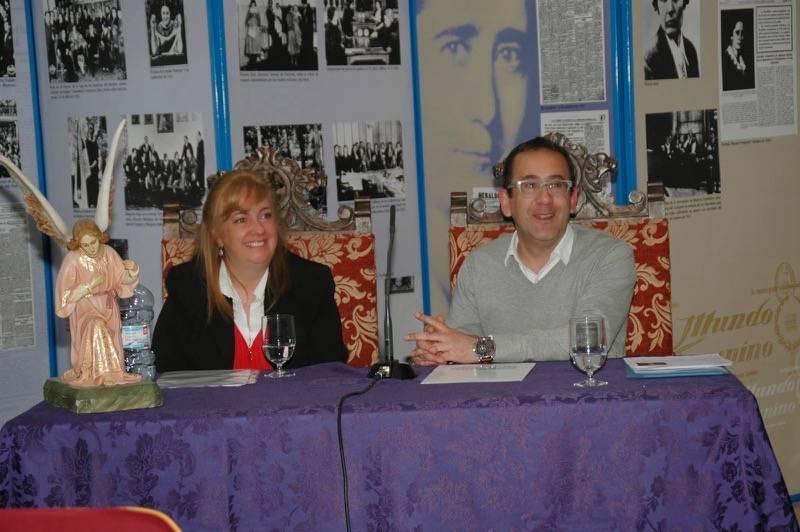 Soledad Franch y Enrique Rodríguez de Tembleque