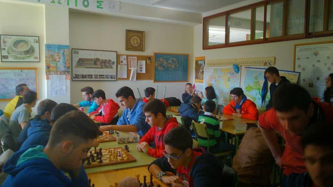 Ánthropos está organizando su I Campeonato de Ajedrez en el IES Hermógenes Rodríguez 1