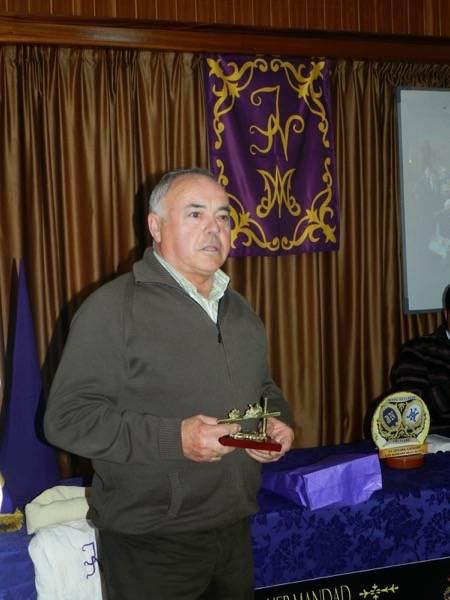 Alfonso Mora recibe el Llamador de Honor 2015