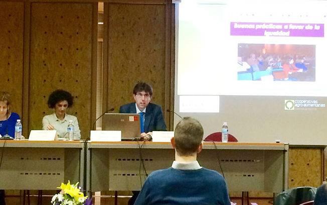 Varios herencianos ponentes en una jornada sobre igualdad organizada por la diputación 1