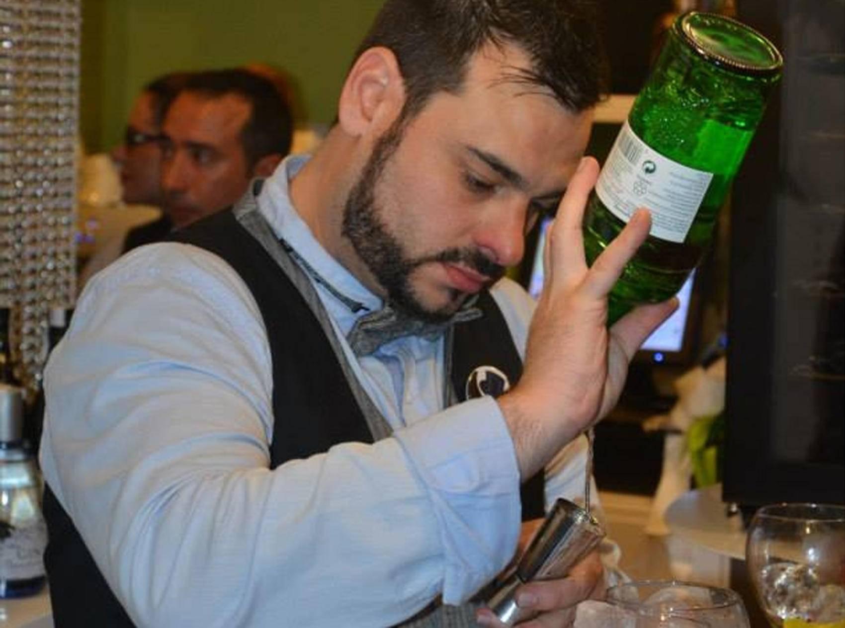 Victor Mart%C3%ADn - Victor Martín participará en FENAVIN con una demostración de cócteles de vino