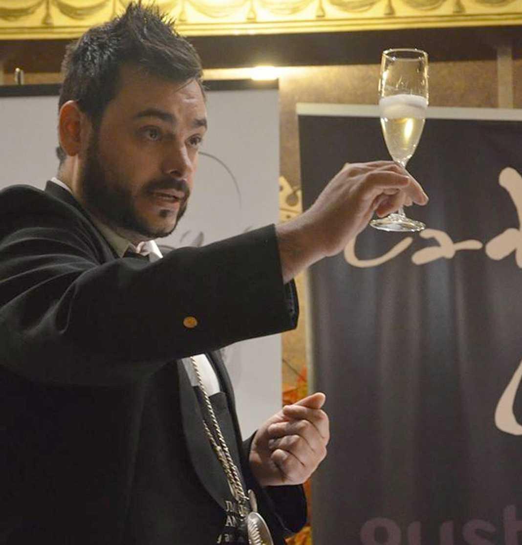 Victor Martín participará en FENAVIN con una demostración de cócteles de vino 1