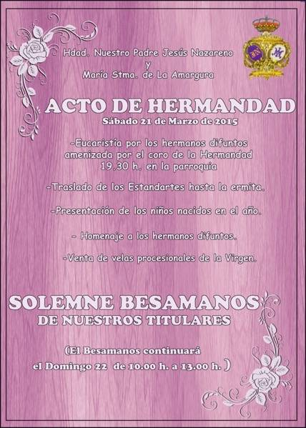 acto cofradecotoneado - Soledad Franch y Enrique Rodríguez pusieron en valor la conservación del Patrimonio en las Hermandades