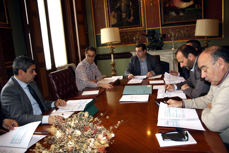 emaser 2 consejo administracion - Emaser de Ciudad Real vuelve a obtener resultado positivo en 2014