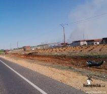 intervencion de la UME en la planta de gas de Alcazar (1)