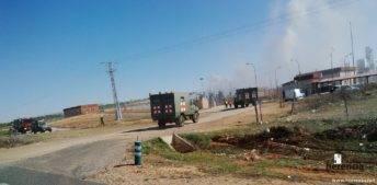 intervencion de la UME en la planta de gas de Alcazar (5)