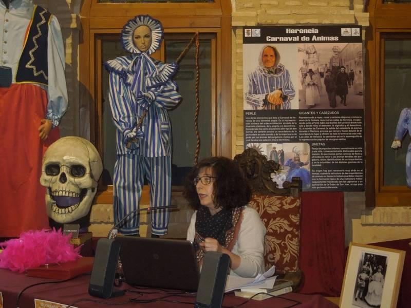 Los orígenes antropológicos del carnaval. Vídeo de la ponencia 1