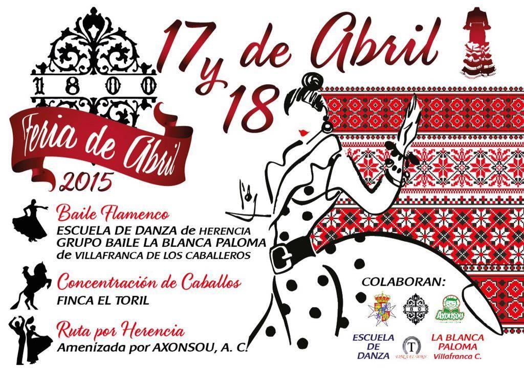 Este fin de semana se celebra la IV Feria de Abril Disco-Pub 1800 1