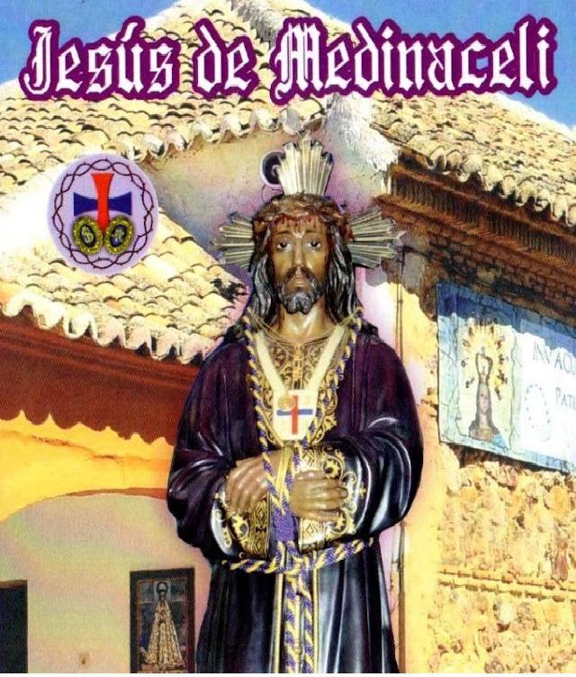 Antigua imagen de Jesús de Medinaceli de Herencia