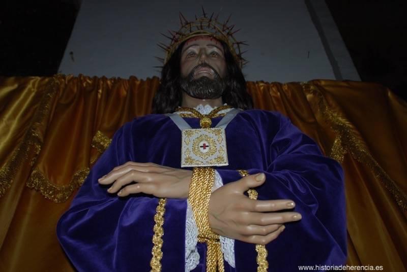 Nueva imagen de Jesús de Medinaceli de Herencia1