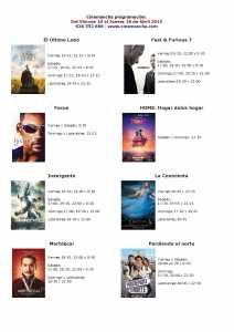 cartelera del 10 al 16 de abril multicines cinemancha